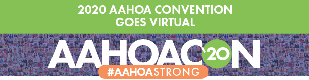 2020 AAHOA Convention Is Virtual!